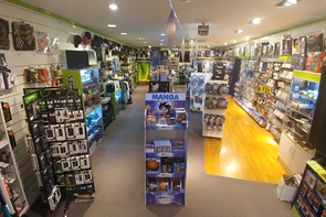Shop für God of Games